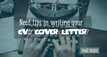 Writing Application tips