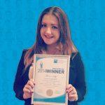 SES Intern Winner - Lucy