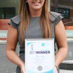 Rebecca SES Intern Winner 2011