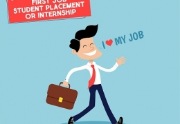 Developing Credibility in your first job, student placement or internship