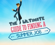 The Ultimate Guide to Finding a Summer Job